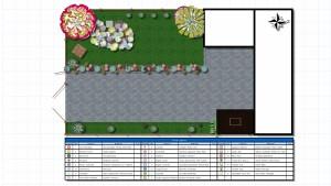 Proiect gradina 2D